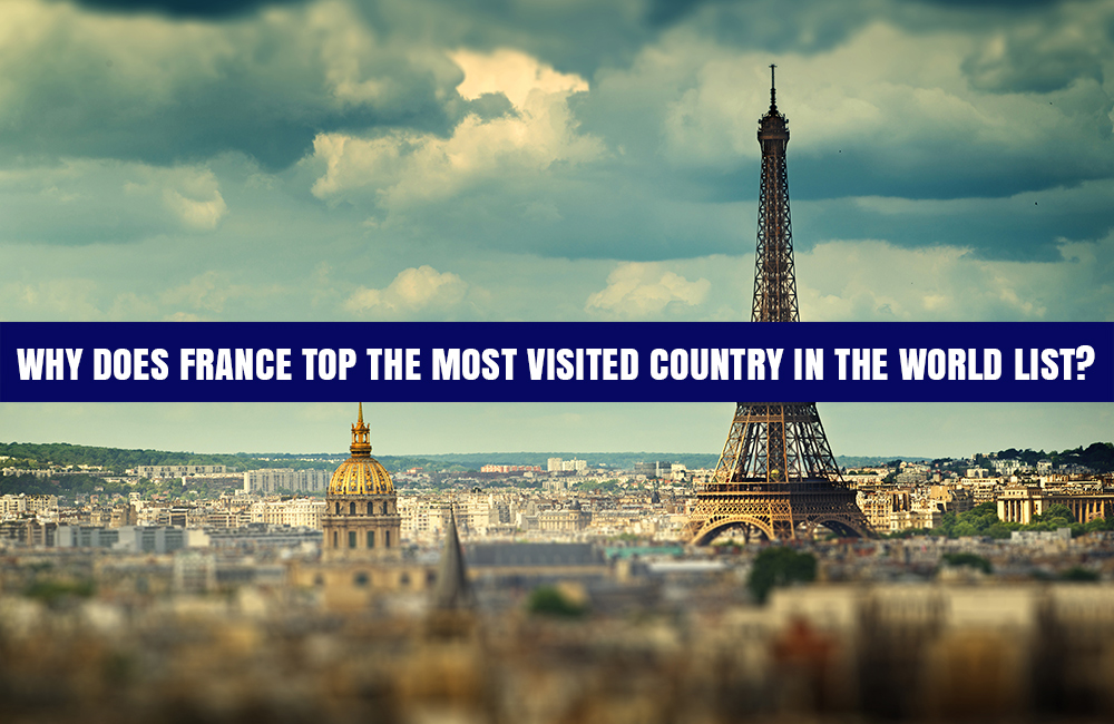 Most Visited Country In The World¬