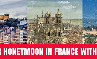 France best places for honeymoon